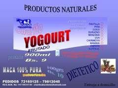 Productos naturales para usted