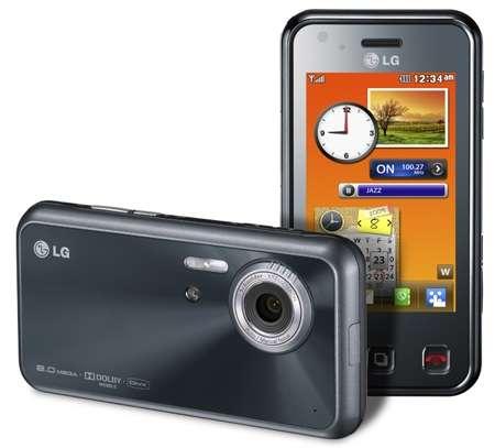 Se vende celular lg kc910 renoir teléfono celular con pantalla táctil.tiene una cámara de 8 megapixels