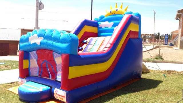 Juegos inflables para fiestas infantiles en la paz bolivia