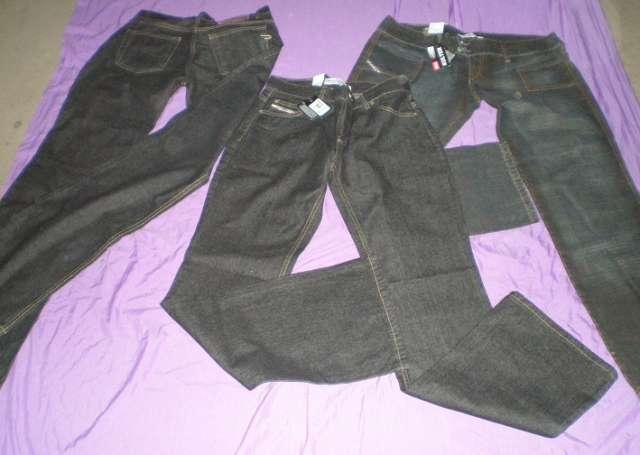 Venta de jeans primeras marcas - diesel, calvin klein