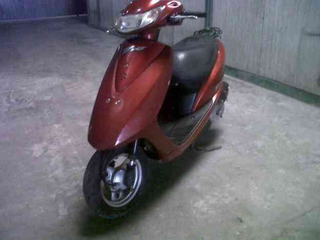 Venta de moto honda dio de 50 cc modelo 2005 en buen estado!!!