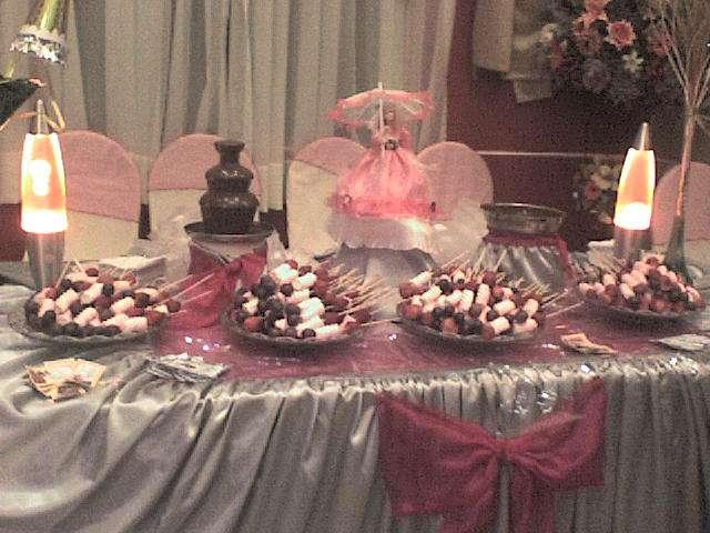 Chocolateria en la paz fonte di tentazione