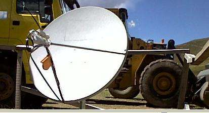 Internet satelital banda ancha wayra tic