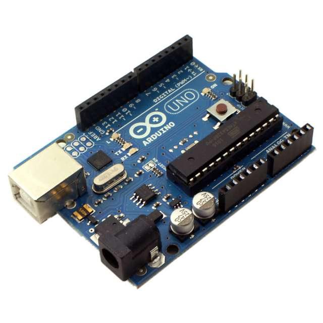 Vendo microcontrolador arduino uno