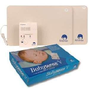 Sensor de respiracion para bebes