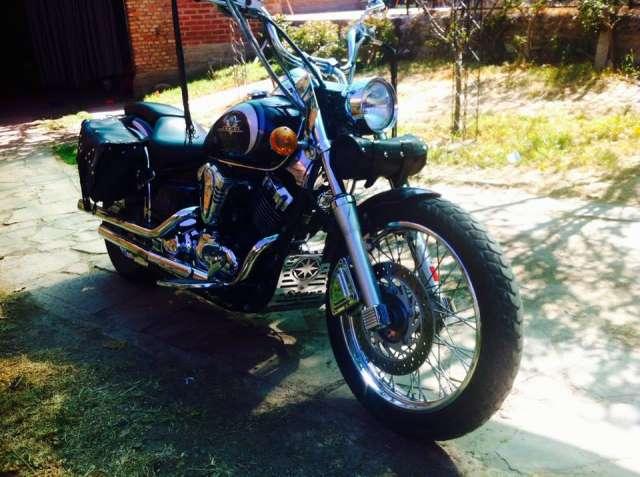 Vendo motocicleta yamaha