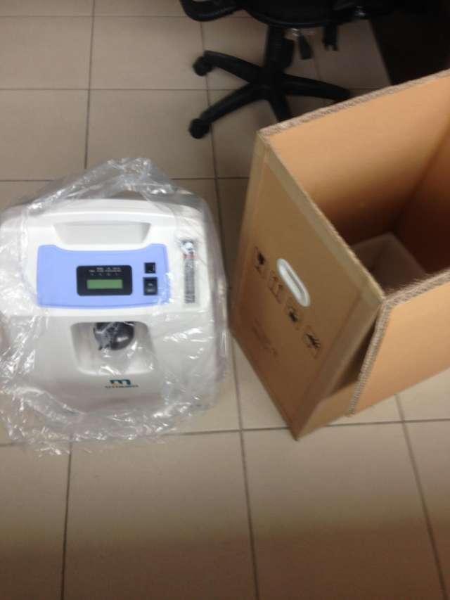 Concentrador de oxigeno (nuevo 950 usd) problemas de respiracion?