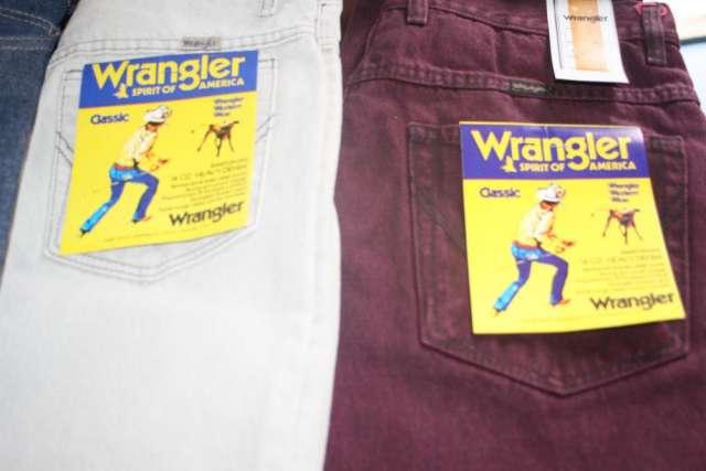 Pantanones Wrangler