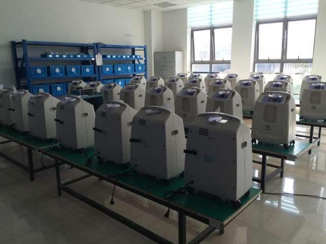 (6612 bs nuevo) concentrador de oxigeno respiracion