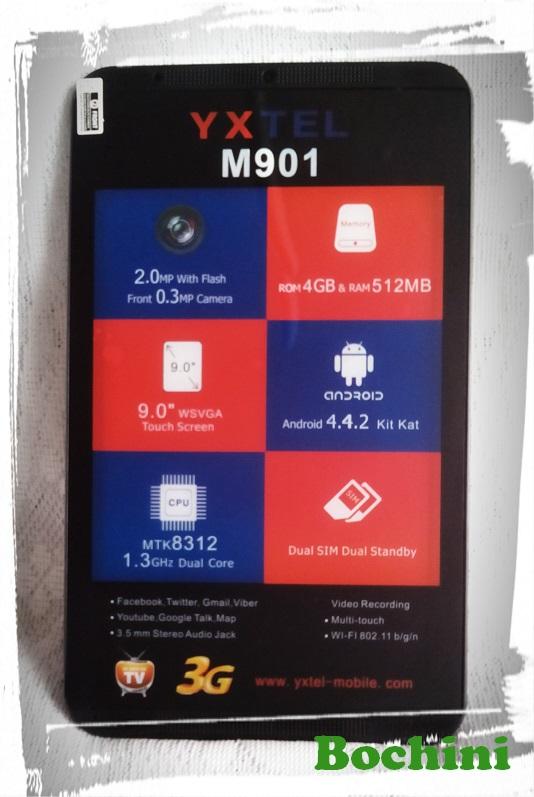 "afea40de376 Tablet 3g de 9"" pulgadas yxtel en Pedro Domingo Murillo - Celulares ..."