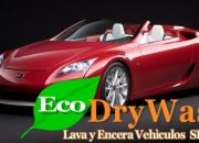 Lavado de autos sin agua oportunidad de negocio