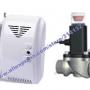 detector de gas con pagado automatico