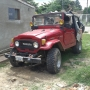 vendo jeep land cruiser modelo 1979