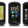 GPS garmin oregon 650.