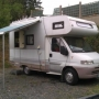 Ofrece Camping auto Fiat Ducato 1996 65000kms 1, 9td
