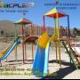 DACPLAR   DISEÑO Y CONSTRUCCION EN PLÁSTICO REFORZADO FABRICAS DE PARQUES INFANTILES EN BO
