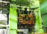 Prensa de embutición profunda de doble acción erfurt pknvt 800\3150