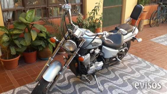 Vendo honda shadow vlx 600cc mod 2007
