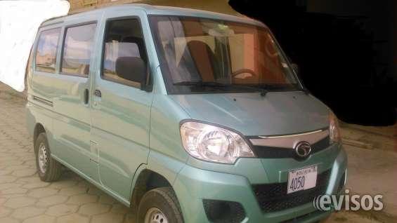 En venta minivan soueast (ofertable)