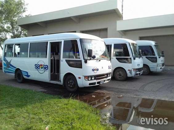 Transporte ejecutivo y corporativo