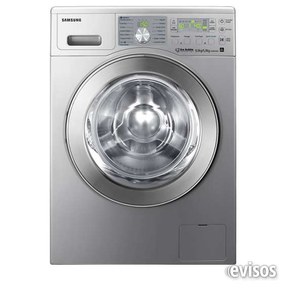 Vendo lavadora samsung eco bubble 9.5 kls
