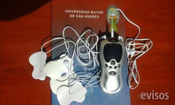 Servicio medico y electroacupunpura ( tens) gratuito