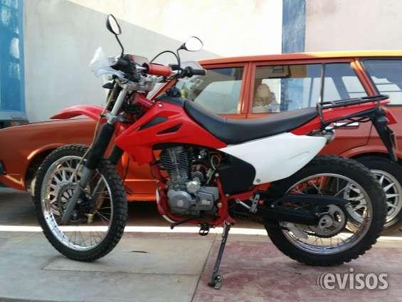 Moto pegasus 250cc en perfecto estado charlable