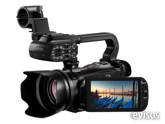 Vendo cámara filmadora profesional canon xa10