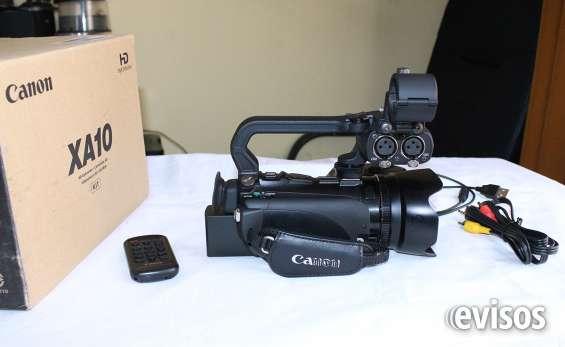 Camara filmadora canon xa10