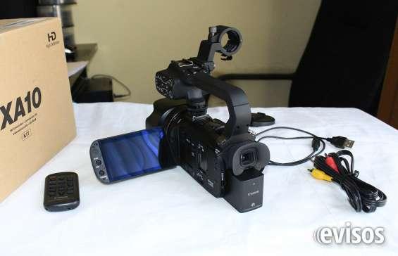Camara filmadora profesional xa10