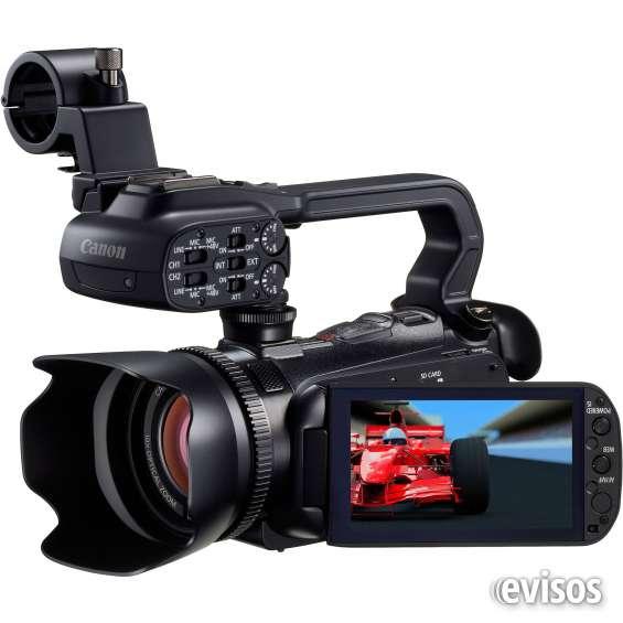Camara filmadora canon xa10 seminueva