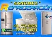 Tecnico cel 773-40253 servicio refrigeracion