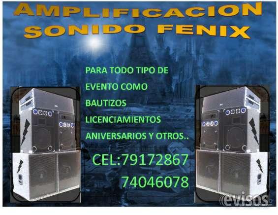 Amplificaciones en el alto, la paz bolivia 79172867