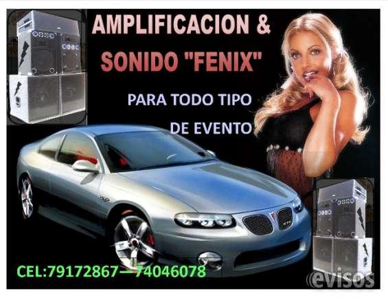 Servicio de amplificación 79172867