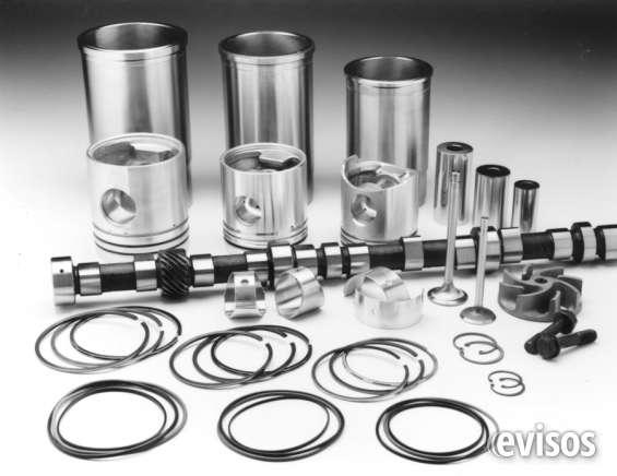 Repuests p/ reparar motores scania, mercedes iveco, fiat, ford, peugeot, citroen, renaul