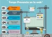 Dimecrm -paginasweb personalizadas