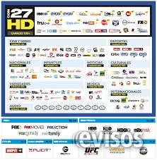 La mejor programacion en tv digital