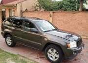 Hermoso jeep grand cherokee 2005
