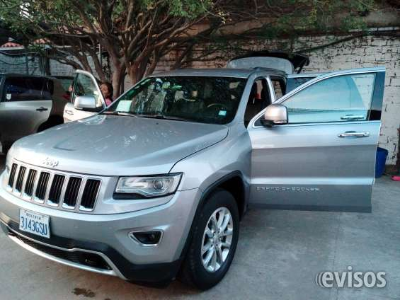 Jeep grand cherokee limited año14