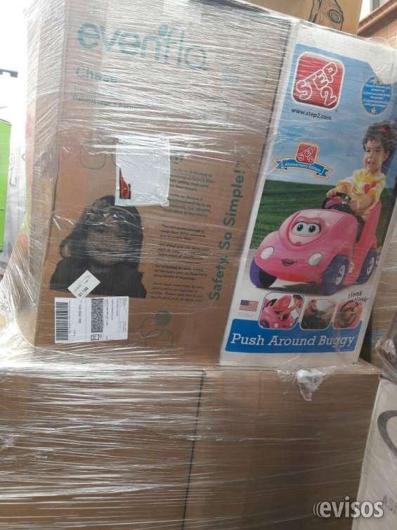 Liquidacion de palets de juguetes americanos de retorno en la paz bolivia
