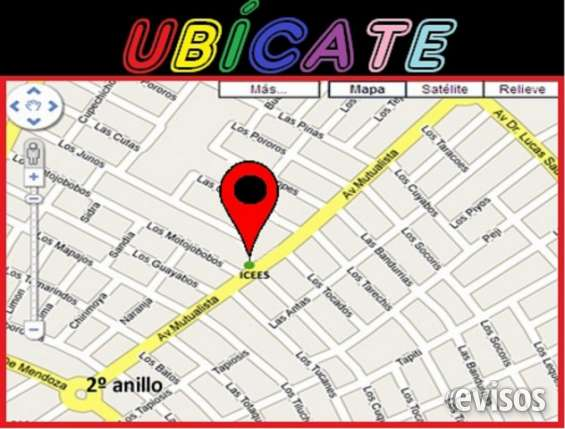Ubicate bolivia publicidad efectiva
