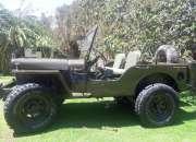 Jeep willys enventaen cochabamba modelo 51