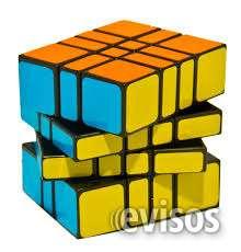 Rubick para fijar la atencion en niños