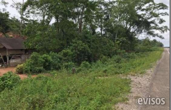 Vendo terreno de 23 hectáreas en villa tunari