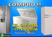 SAMSUNG HELADERAS CON DESPERFECTOS COMPRO