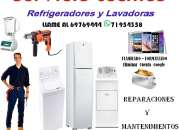 Técnico en reparación, mantenimiento e instalación / conversión etc