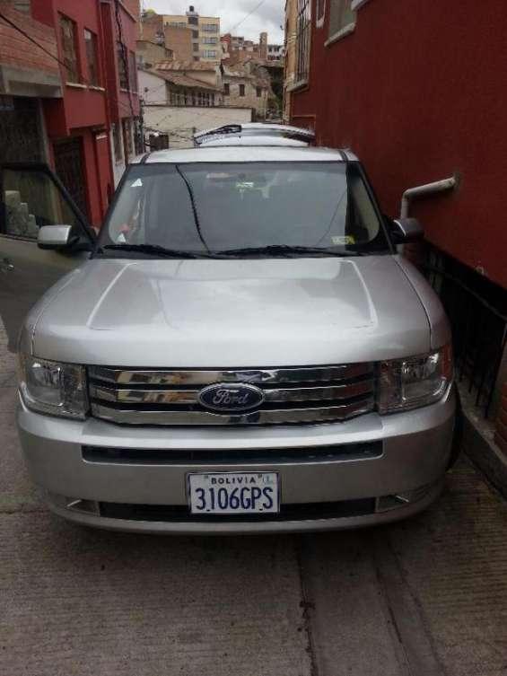 Ford flex sel 3,5 2011