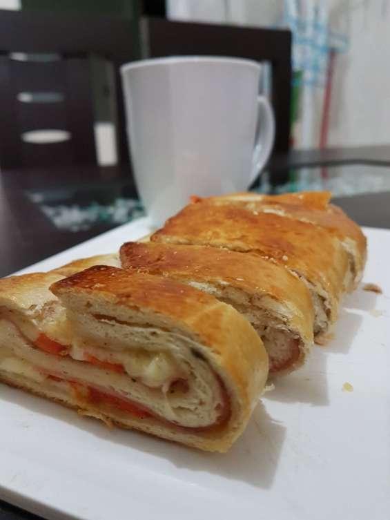 #rollos sabor #pizza