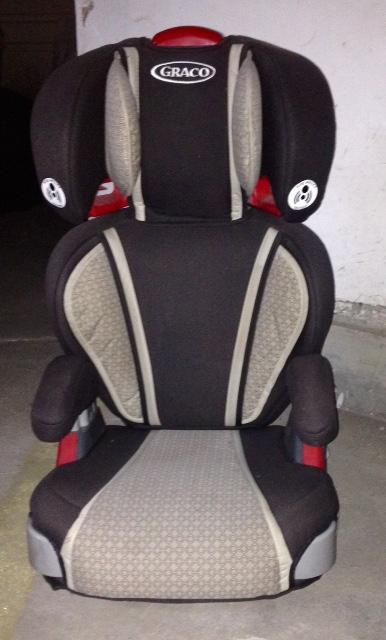 Vendo silla de bebe para auto