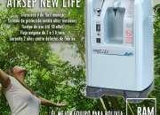Concentrador de oxígeno estacionario